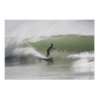 Cidade do surf pôster