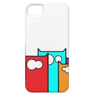 cidade dos gatos capa para iPhone 5