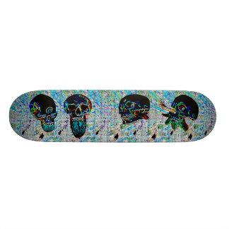 Cidade escura shape de skate 20,6cm