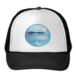 Cidade WaveZ da lua azul Boné