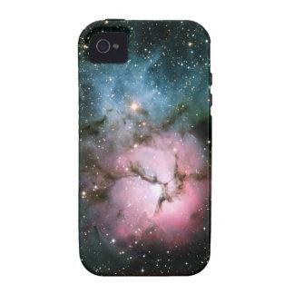 Ciência legal do geek do hipster da galáxia das es capas para iPhone 4/4S