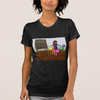Cientista do miúdo tshirts