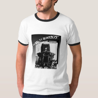 Cientistas loucos Birdman Internacional-Super T-shirt