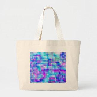 Cifra recreada bolsas para compras