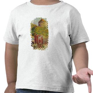 Ciganos em Porto-en-Bessin, 1883 (óleo em canvas) T-shirts