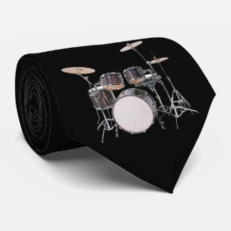 Cilindro ajustado com gravata dos pratos