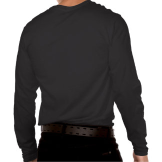Cilindro do dragão e do atabaque camiseta