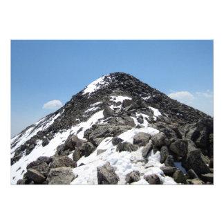 Cimeira da montagem Yale, Colorado Convites Personalizados