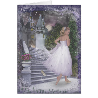 Cinderella Cartão