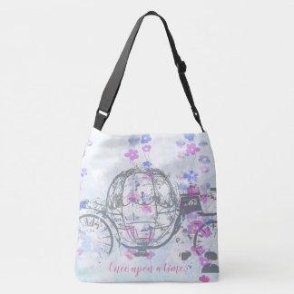 Cinderella inspirou o bolsa da carruagem