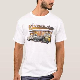 CINEMA AO AR LIVRE dos MEL do Graffiti americano Camiseta