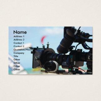 Cinematógrafo Cartão De Visitas