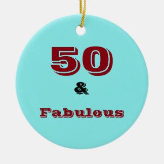 Cinqüênta e ornamento fabuloso da celebração