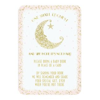 Cintilação do pedido do livro pouco cartão do chá