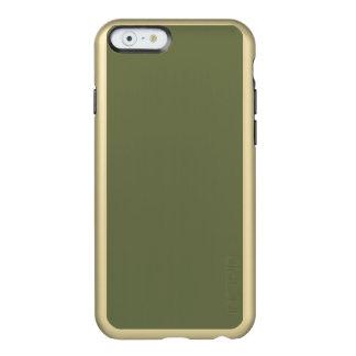 Cinza do carrinho de mão em um jardim inglês do capa incipio feather® shine para iPhone 6