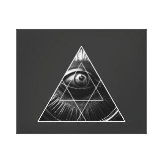 Cinza gráfico de Illuminati