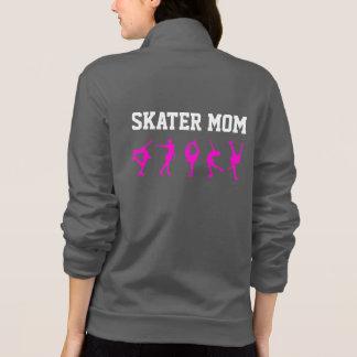 Cinzas personalizadas revestimento da mamã do jaqueta