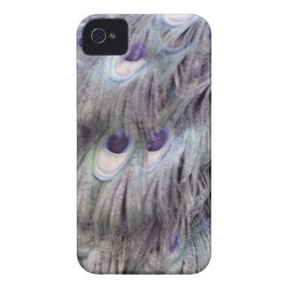 Cinzas velhas delicadas capas para iPhone 4 Case-Mate
