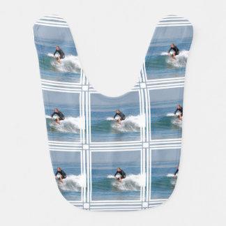 Cinzeladura do surfista babador
