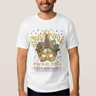 Circo Carnavale 2005 (nenhum logotipo) T-shirt
