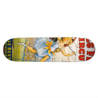 Circo de Floto das vendas Shape De Skate 20cm