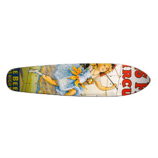 Circo de Floto das vendas Shape De Skate 18,1cm