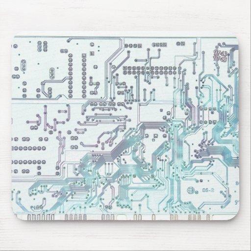 Circuito Eletronico : Circuito eletrônico mousepad zazzle