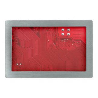 circuito eletrônico vermelho board.JPG