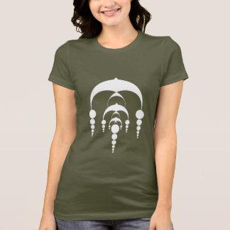 Círculo 6 da colheita (obscuridade) camiseta