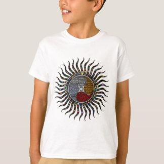 Círculo da vida camiseta