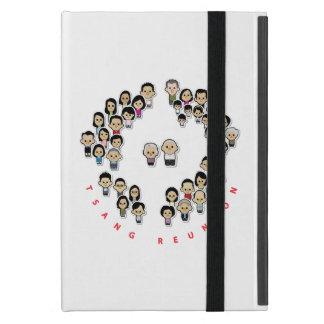 Círculo de família do TR iPad Mini Capa