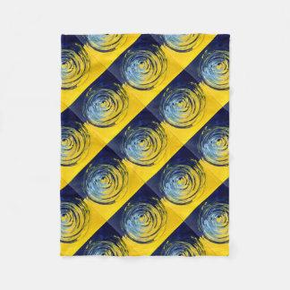 Círculo eterno 2 cobertor de lã