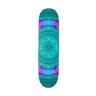 Círculo original moderno skate personalizado