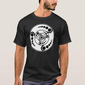 Círculos da colheita do UFO Camiseta