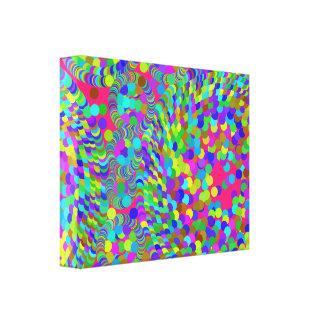 Circunde-o canvas impressão de canvas envolvidas