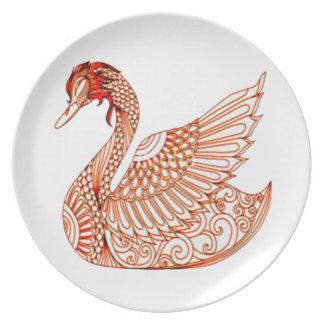 Cisne 3 pratos