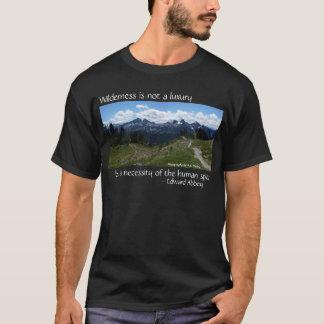 Citações da região selvagem (escala de Tatoosh) Camiseta