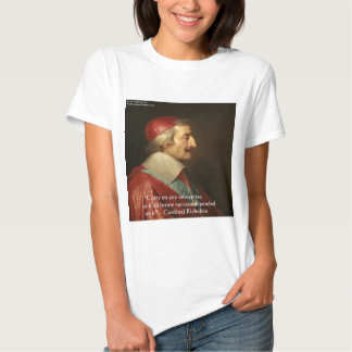 Citações da sabedoria do sucesso de Cardeal Camisetas