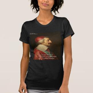 Citações da sabedoria do sucesso de Cardeal T-shirt