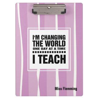 Citações de ensino   pranchetas conhecidas feitas