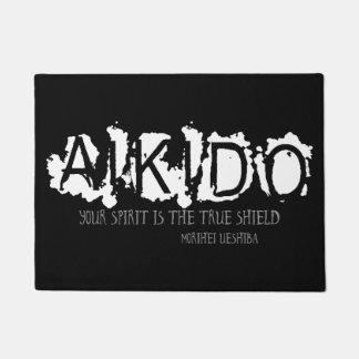 Citações do Aikido Tapete