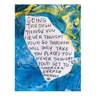 Citações do cartão do incentivo da arte abstracta