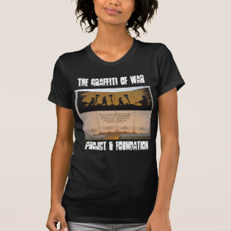 Citações do memorial/Garfield da barreira do Camisetas
