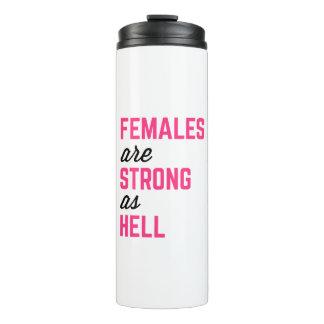 Citações fortes do Gym do inferno das fêmeas