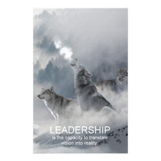 citações inspiradas inspiradores da liderança papelaria