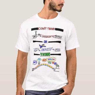 Citações inspiradas por Richard Branson Camiseta