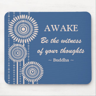 Citações Mousepad de Buddha