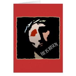 Citações religiosas do verso da bíblia de Jesus da Cartão Comemorativo
