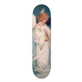 Clapsaddle: Anjo do Natal com Bell Shape De Skate 18,7cm