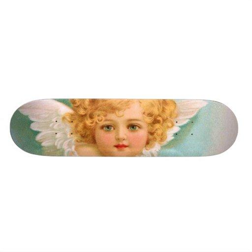 Clapsaddle: Anjo encantador do Natal Skate